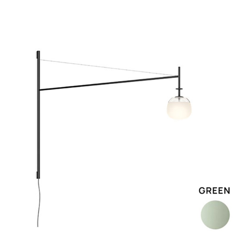 TEMPO 5758 PENDANT LAMP - GREEN