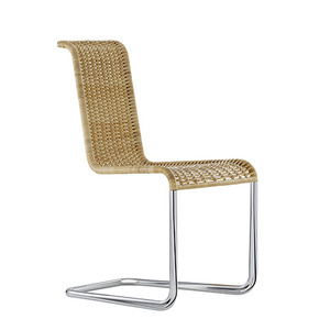 B20 CANTILEVER CHAIR - HONEY
