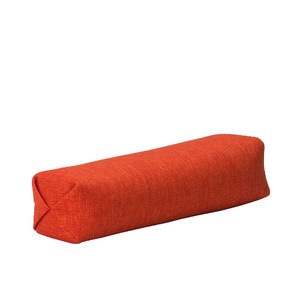 HAPPY RED NECK PILLOW M - ORANGE RED