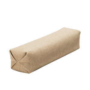 SAND BEIGE NECK PILLOW M - SAND