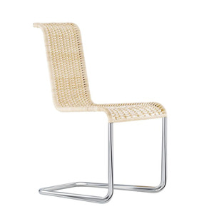 B20 CANTILEVER CHAIR - CREAM WHITE (바로배송)
