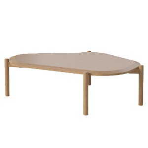 ISLAND COFFEE TABLE - OILED OAK