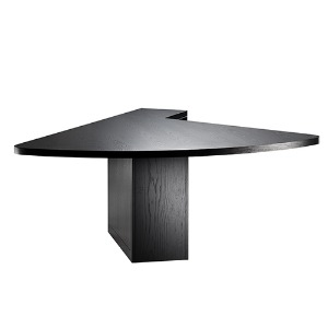 M1-2 DINING, CONFERENCE DESK - BLACK