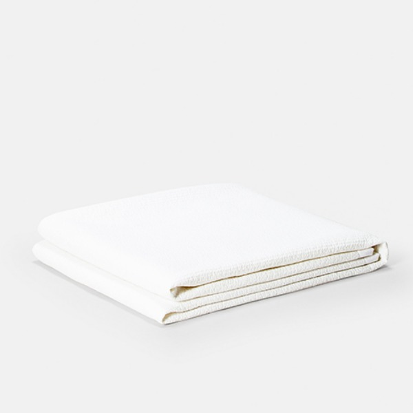 WHITE COTTIN PAD - WHITE