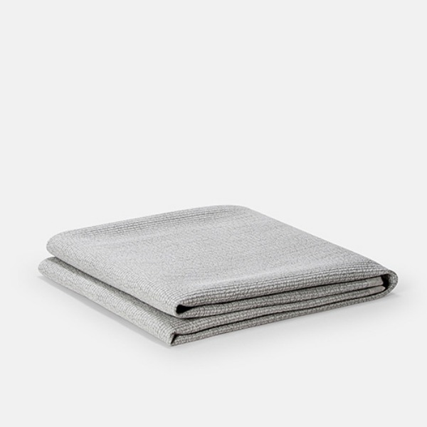 STONE GREY COTTON PAD - MEDIUM GREY