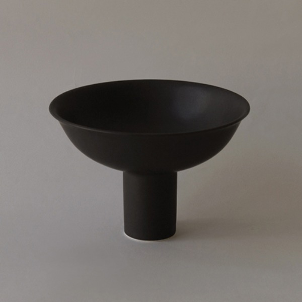 PEDESTAL BOWL - NIGHT RAIN